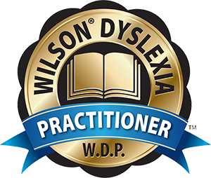 Wilson practitionar badge